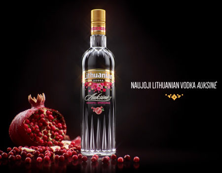 Lithuanian – Vodka – Grenade