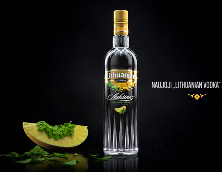 Lithuanian – Vodka – Melon